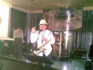 Pak Chappy dan Saxophone-nya