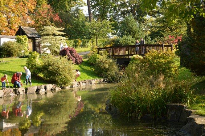 Taman Persahabatan, tak perlu ke Jepang
