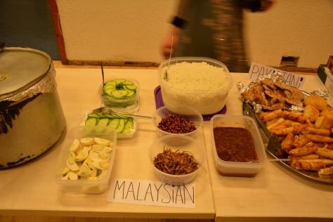 Nasi Lemak Malaysia (taroada)