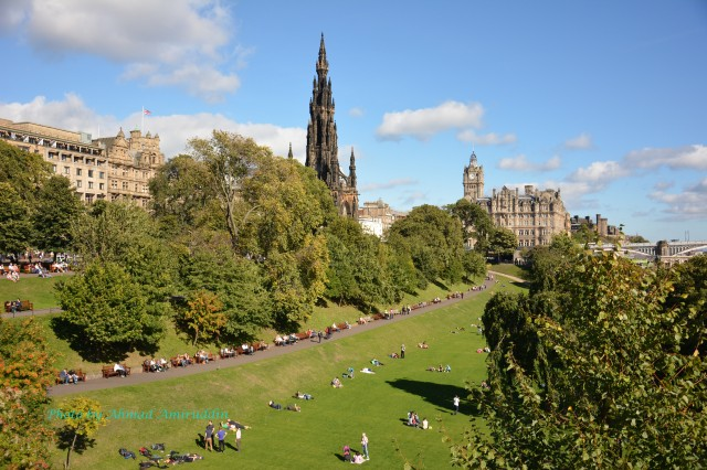 Edinburgh City, Citizen in The Park