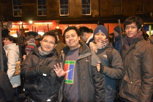 Pelajar Indonesia-PPI Edinburgh UK