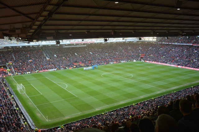 Trip ke Old Trafford : Bagian 2. Sopannya Penonton di Old Trafford