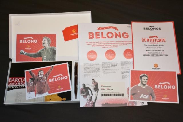 Trip ke Old Trafford : Bagian 1. Show Batik MU dan Larangan Membawa Kamera