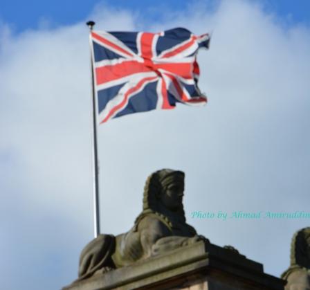 1 UK Flag