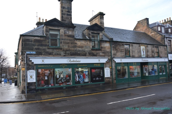 Golf Store in St. Andrews