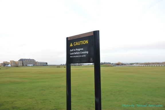 St Andrews Link Old Course