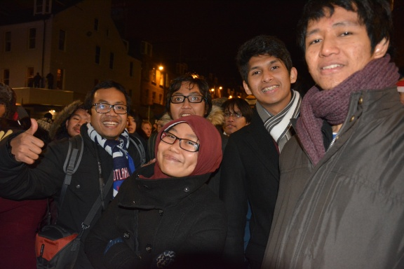 Indonesian Student in UK - PPI Edinburgh UK