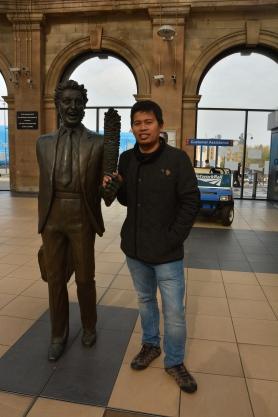 Stasiun Liverpool