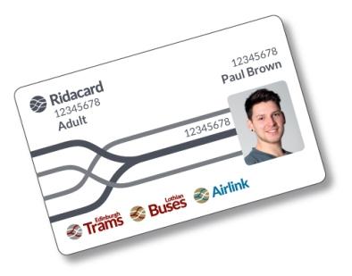 Rida Card (lothianbuses.com)