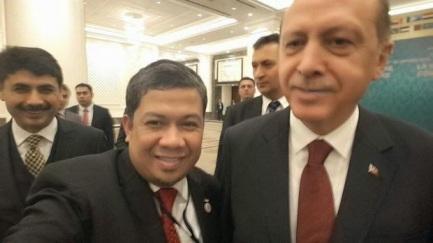 FAHRI dan ERDOGAN_turki