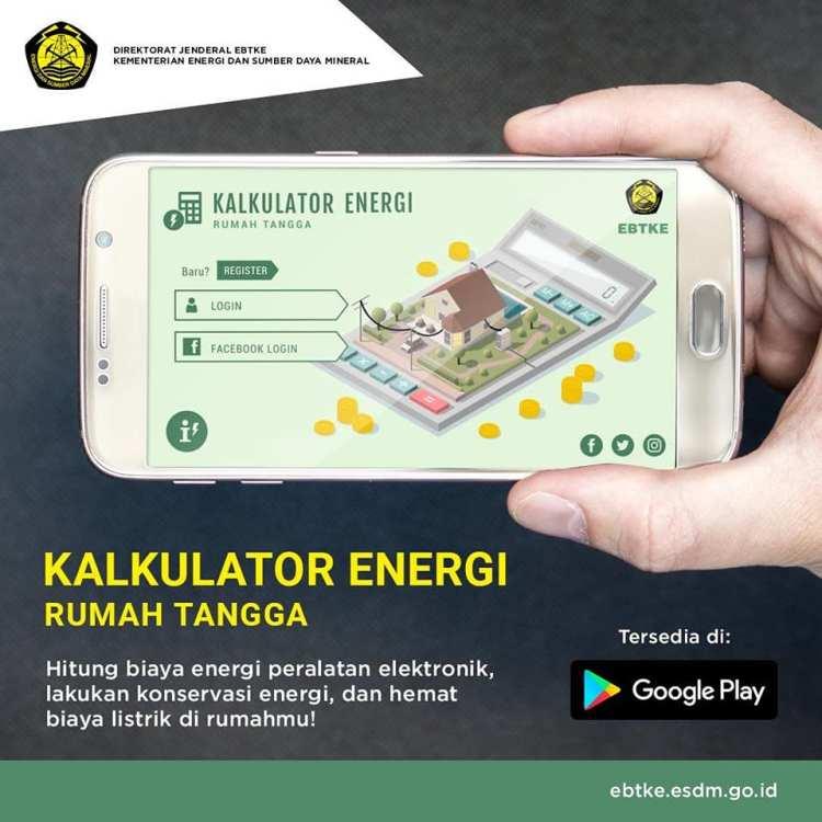 Kalkulator Hemat Energi